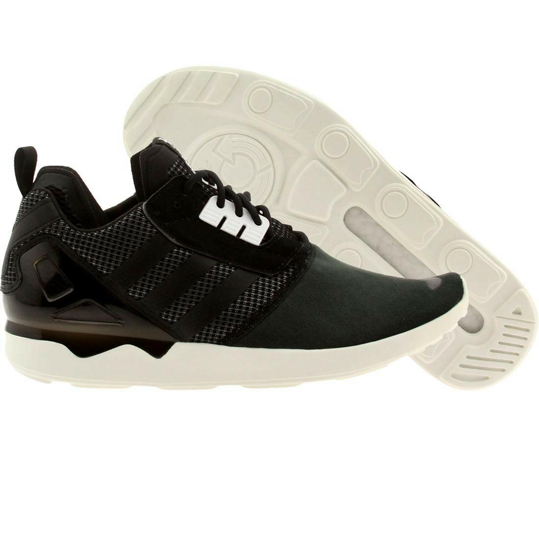 メンズ靴, スニーカー  ADIDAS MEN ZX 8000 BOOST BLACK WHITE