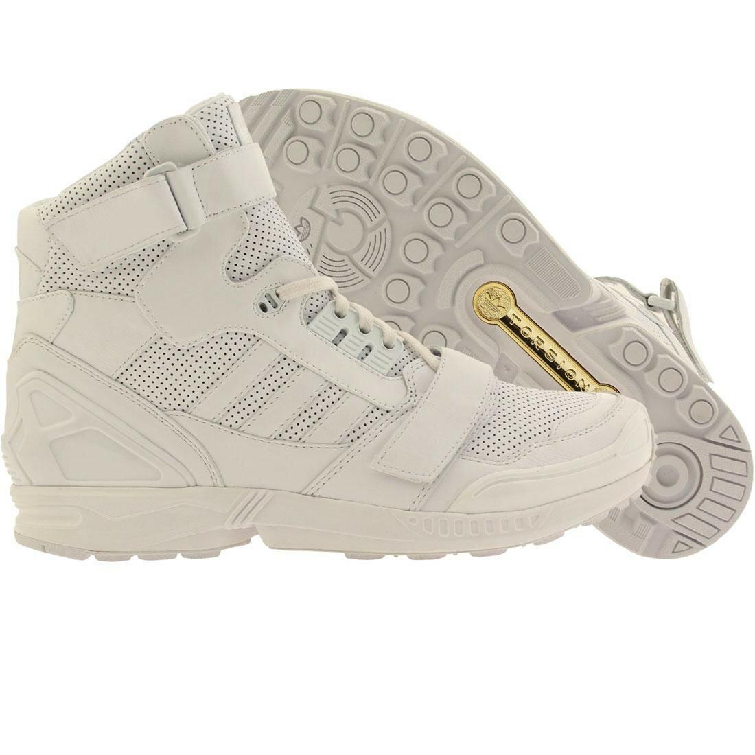 メンズ靴, スニーカー 3P10 120-131 JUNN.J WHITE ADIDAS X MEN ZX 8000 MID JJ FTWR GOLD MET