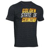 【ポイント2倍!5/1 9:59マデ】【送料無料】アンダーアーマー UNDER ARMOUR SC30 GOLDEN STATE ステイト OF GRIND T-SHIRT Tシャツ MENS メンズ BLACK 黒・ブラック ELECTRIC BLUE 青・ブルー SUNBLEACHED Tシャツ