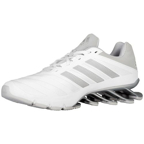 separation shoes 9fe0d e081f mens adidas springblade ignite white