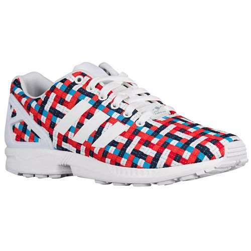 info for b4deb de977 Adidas Zx Flux Red White Blue