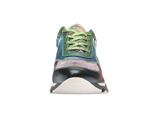 MissoniMetallicPrintSneaker