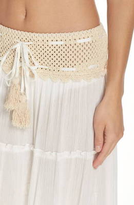 カバーアップマキシスカートcoverupmaxiskirt水着レディースファッション