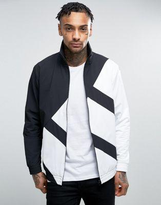 adidas Originals Berlin Pack Bold Track Jacket ジャケット In Black BK7208