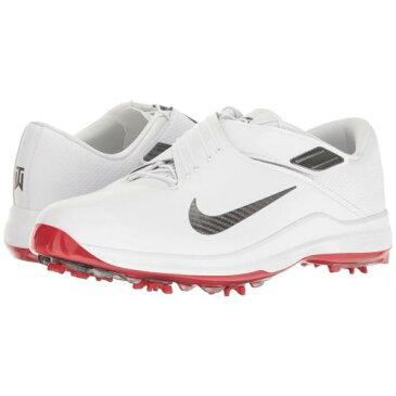 ナイキ ゴルフ タイガー ダーク 赤 レッド '17 メンズ 男性用 靴 メンズ靴 スニーカー 【 NIKE GOLF TIGER WOODS TW WHITE MET DARK GREY UNIVERISTY RED 】