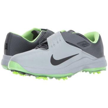 ナイキ ゴルフ タイガー ウルフ 緑 グリーン '17 メンズ 男性用 スニーカー メンズ靴 靴 【 NIKE GOLF GREEN TIGER WOODS TW WOLF GREY BLACK GHOST 】