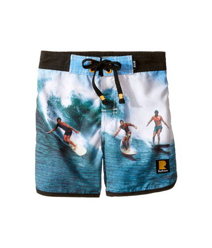 SurfinサーフィンSafariサファリBoardshortsボードショーツ(Toddler/LittleKids/BigKids)
