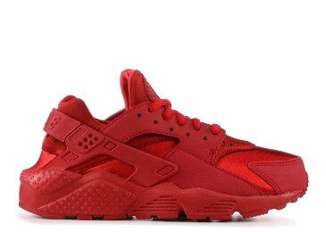 【エントリーで全商品ポイント10倍1/9 20:00-1/16 01:59迄】ナイキ エアー ハラチ ラン トリプル 赤 レッド ジム W'S メンズ 男性用 スニーカー 靴 メンズ靴 【 NIKE AIR HUARACHE RUN TRIPLE RED GYM 】