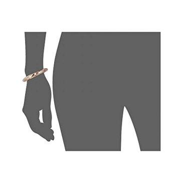 スキニー ロッキー メタル バングル ブレスレット ローズ ゴールド 金 レディース 女性用 アクセサリー 【 ROSE ALEXIS BITTAR SKINNY TAPERED ROCKY METAL BANGLE BRACELET GOLD 】