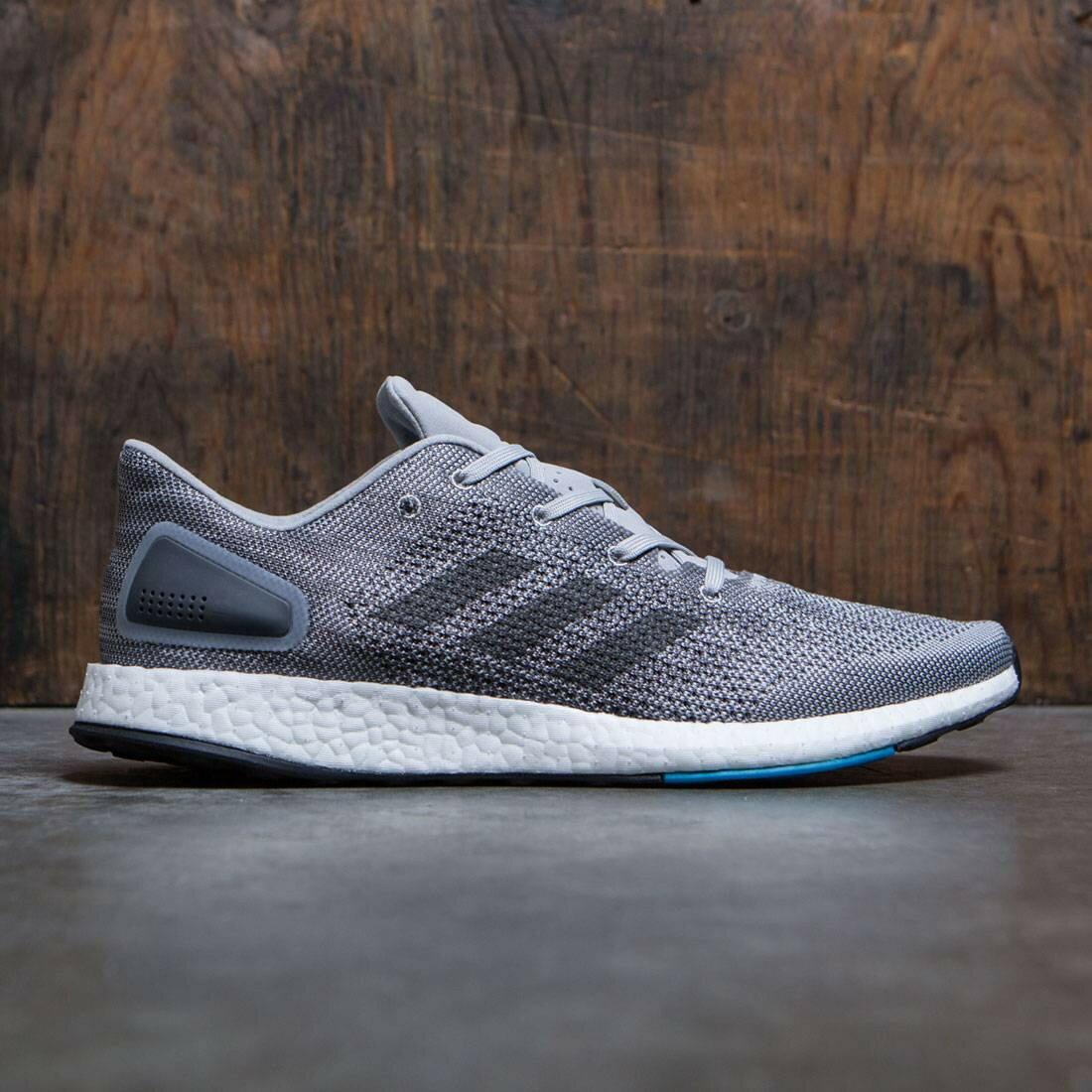 アディダス adidas グレイ gray灰色 メン ソリッド men pureboost dpr gray solid grey two 靴 スニーカー メンズ靴:スニーカーケース