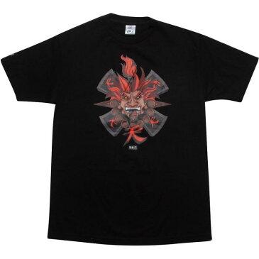 【海外限定】ストリート ファイター Tシャツ 【 STREET BAIT X FIGHTER AKUMA TEE JESSE HERNANDEZ BLACK 】