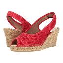 スプリング ステップ ジャネット 赤 レッド レディース 女性用 靴 ...