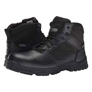 """黒 ブラック 5.5"""" メンズ 男性用 靴 ブーツ 【 BLACK DANNER LOOKOUT SIDEZIP 】"""