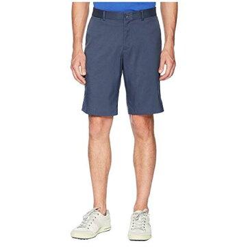 ナイキ ゴルフ フラット フロント ショーツ サンダー 青 ブルー メンズ 男性用 メンズファッション パンツ 【 NIKE GOLF BLUE FLAT FRONT SHORTS THUNDER 】