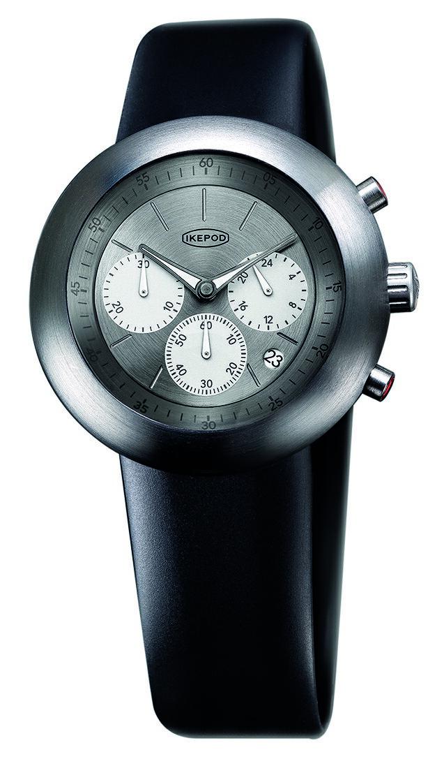 腕時計, メンズ腕時計 IKEPOD Chronopod 009 Alive 2018 2018 IPC009SILB