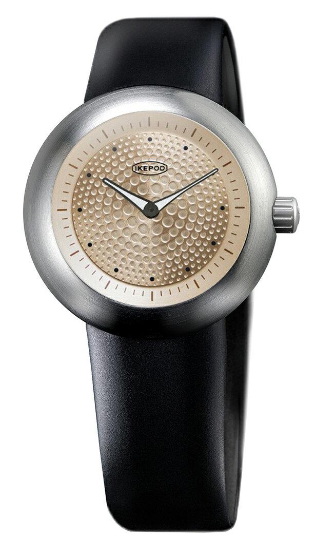 腕時計, メンズ腕時計 IKEPOD Duopod 003 Gold Dots IPC003SILB
