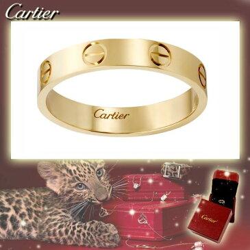 CARTIER カルティエ リング Love wedding band Love ウェディング リング 指輪 プレゼント リクエスト 女性 イエローゴールド