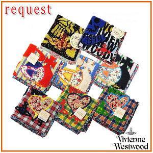 ヴィヴィアンウエストウッド Vivienne Westwood ハンドタオル タオル ハンカチ 全8種類 送料別 宅配便 メール便不可