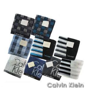 カルバンクライン Calvin Klein メンズ タオルハンカチ ハンドタオル タオル ハンカチ 全9種類