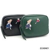 ディズニー Disney Alice in the Wonderland Classic Pouch ふしぎの国のアリス クラシックポーチ 全2色 ディズニーコレクション アコモデ 送料無料 代引き有料 消費税込
