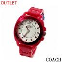 コーチ COACH 時計 腕時計 ボーイフレンド プラスティック ブレスレット ウォッチ W915 OUTLET アウトレット