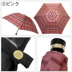 リクエスト販売BURBERRYバーバリー傘雨専用折りたたみ式新作全5色
