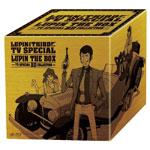 【送料無料】ルパン三世 テレビスペシャル LUPIN THE BOX〜TVスペシャルBDコレクション〜/アニメーション[Blu-ray]