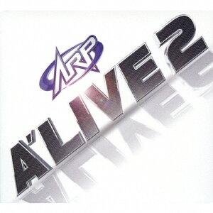 【送料無料】[枚数限定][限定盤]A'LIVE2(初回生産限定盤)/ARP[CD]【返品種別A】