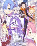 Re:ゼロから始める異世界生活 Memory Snow 限定版/アニメーション
