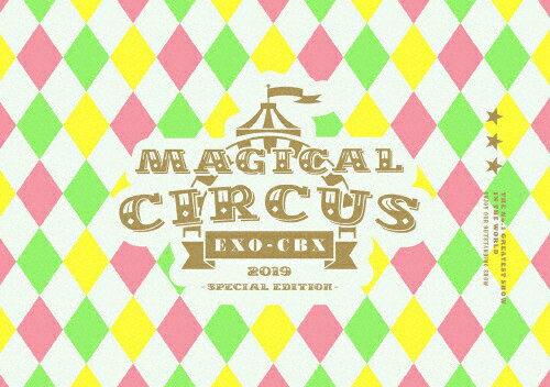 アジア・韓国, 韓国 EXO-CBX MAGICAL CIRCUS 2019 -Special Edition-()DVD2EXO-CBXDVDA