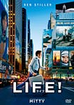 【RCP】【送料無料】LIFE!/ライフ/ベン・スティラー[DVD]【返品種別A】