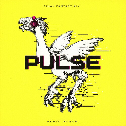 CD, ゲームミュージック Pulse:FINAL FANTASY XIV Remix AlbumCDA