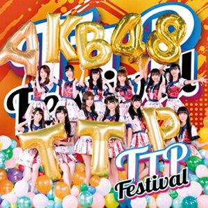 TTP FESTIVAL【輸入盤】▼/AKB48 TEAM TP[CD+DVD]【返品種別A】