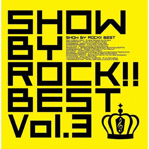 CD, ゲームミュージック SHOW BY ROCK!!BEST Vol.3CDA