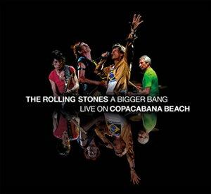 レコード, 洋楽 A BIGGER BANG LIVE ON COPACABANA BEACH(3LP) THE ROLLING STONESETCA