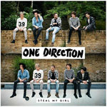 STEAL MY GIRL【輸入盤】▼/ONE DIRECTION[CD]【返品種別A】