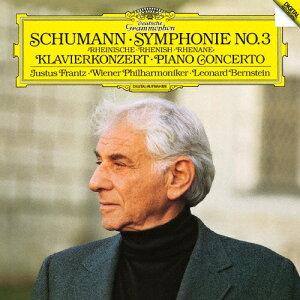 [枚数限定][限定盤]シューマン:交響曲第3番《ライン》、ピアノ協奏曲/バーンスタイン(レナード)[SHM-CD]【返品種別A】