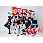 【送料無料】[枚数限定][限定盤]Cheer up!〈初回生産限定盤〉/BOYS AND MEN[CD+DVD]【返品種別A】