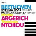 ベートーヴェン:交響曲第6番「田園」(4手ピアノ版)&テンペスト 【輸入盤】▼/マルタ・アルゲリッチ
