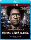 【送料無料】ローマンという名の男 ー信念の行方ー ブルーレイ&DVDセット/デンゼル・ワシントン[Blu-ray]【返品種別A】