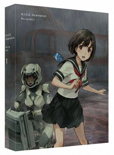 【送料無料】[限定版]A.I.C.O.Incarnation Blu-ray Box1 特装限定版/アニメーション[Blu-ray]【返品種別A】画像