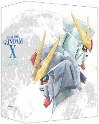 機動新世紀ガンダムX Blu-rayメモリアルボックス/アニメーション