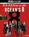 【送料無料】[限定版]【初回仕様】オーシャンズ8<4K ULTRA HD&ブルーレイセット>/サンドラ・ブロック[Blu-ray]【返品種別A】