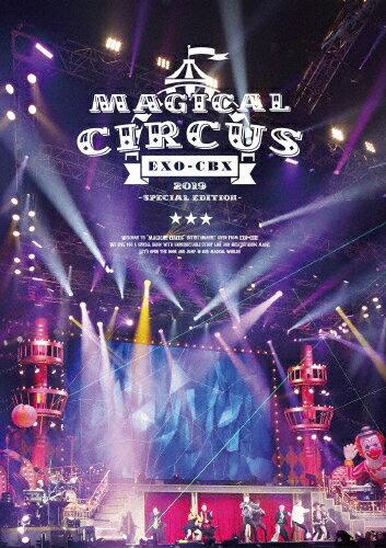 アジア・韓国, 韓国 EXO-CBX MAGICAL CIRCUS 2019 -Special Edition-DVD2EXO-CBXDVDA