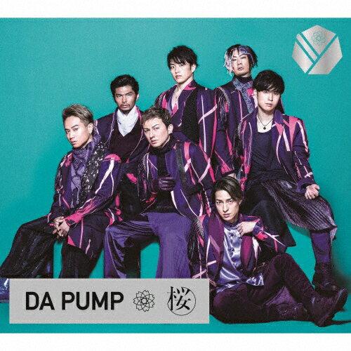 [枚数限定][限定盤]桜(初回生産限定盤/DVD+お守りチャーム付)/DA PUMP[CD+DVD]【返品種別A】