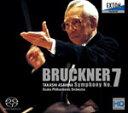 [枚数限定]ブルックナー:交響曲 第7番/朝比奈隆[HybridCD]【返品種別A】