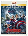 アベンジャーズ/エイジ・オブ・ウルトロンMovieNEX/ロバート・ダウニーJr. Blu-ray  返品種別A