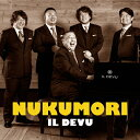 【送料無料】NUKUMORI/IL DEVU[CD+DVD]
