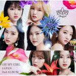 CD, 韓国(K-POP)・アジア OH MY GIRL JAPAN 2nd ALBUMOH MY GIRLCDA