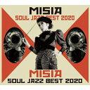 MISIA SOUL JAZZ BEST 2020/MISIA[Blu-specCD2]通常盤【返品種別A】